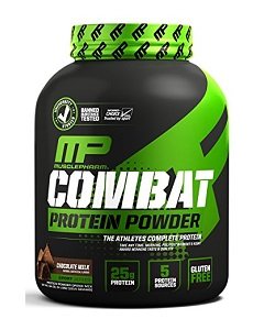 musclepharm combat chocolate protein