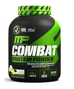 musclepharm combat protein