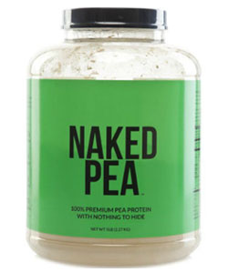 naked pea