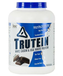 trutein chocolate protein
