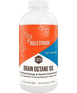 bullet proof brain octane oil