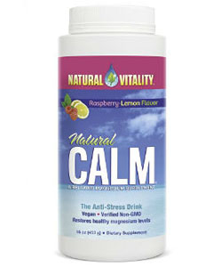 natural vitality calm drink