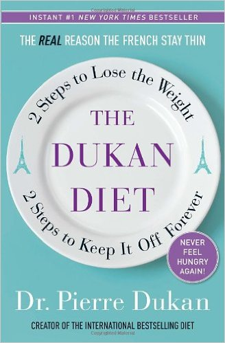 the dukan diet book review